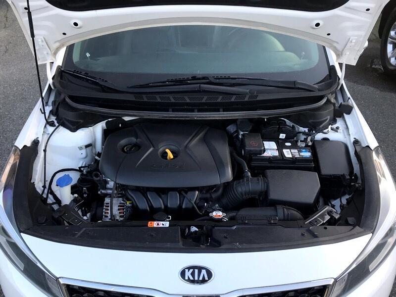 2017 Kia Forte SX