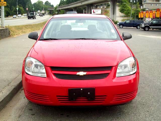 2009 Chevrolet Cobalt LS Sedan