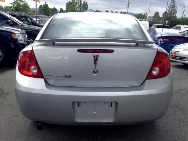 2009 Pontiac Pursuit GT Sedan