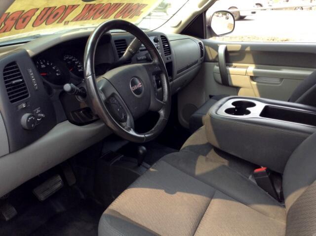 2013 GMC Sierra 1500 Ext. Cab - 4X4 - 5.3L V8