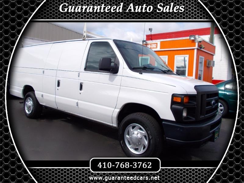 2010 Ford Econoline E-150 Extended
