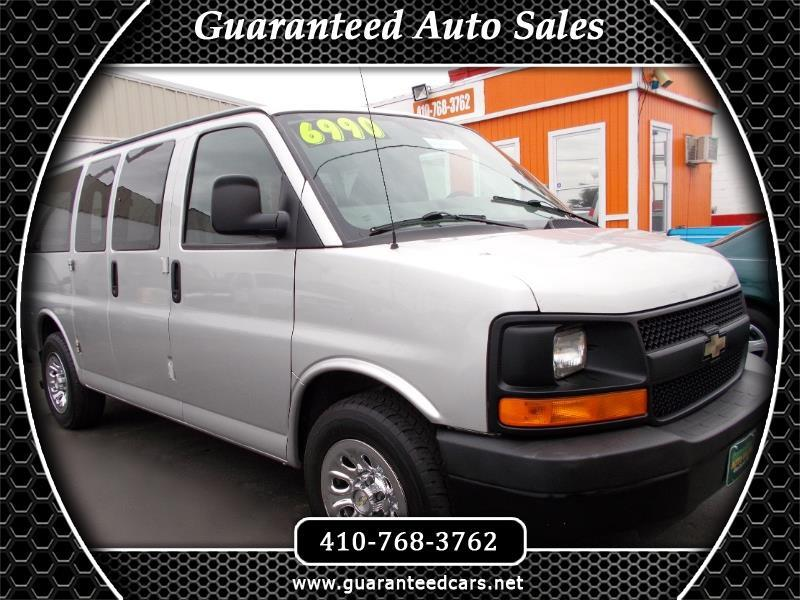 2010 Chevrolet Express 1500 LS