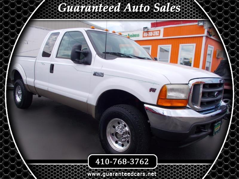 2001 Ford F-250 SD Lariat SuperCab Long Bed 4WD