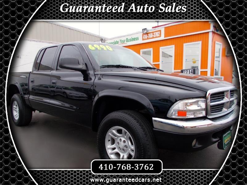 2004 Dodge Dakota SLT Quad Cab 4WD