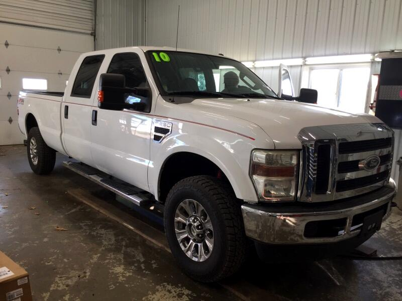 Ford F-250 SD XLT Crew Cab Long Bed 4WD 2010