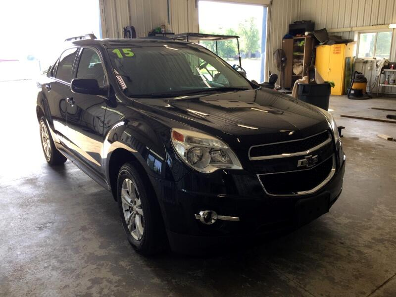 Chevrolet Equinox 2LT 2WD 2015