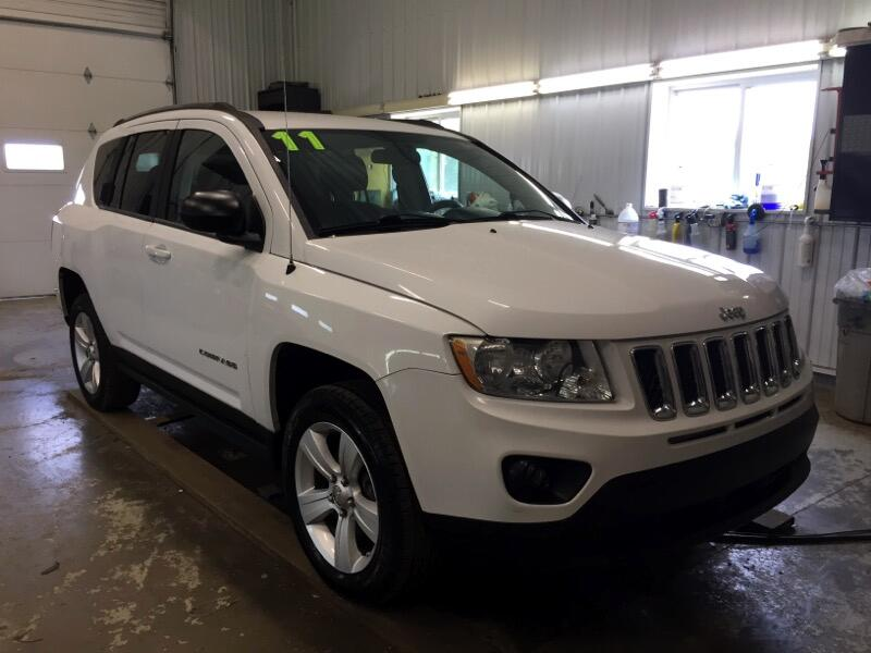 Jeep Compass 4WD 2011