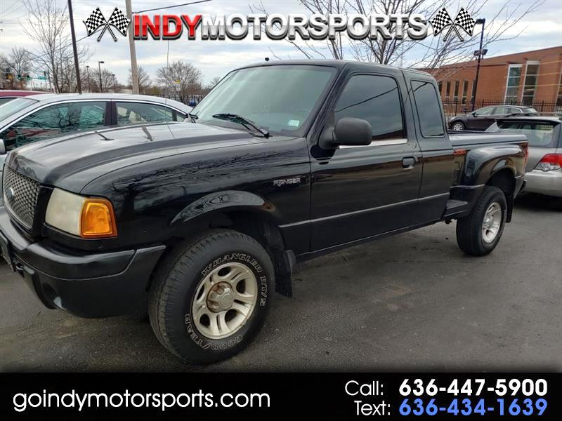 2001 Ford Ranger XL SuperCab 3.0 2WD