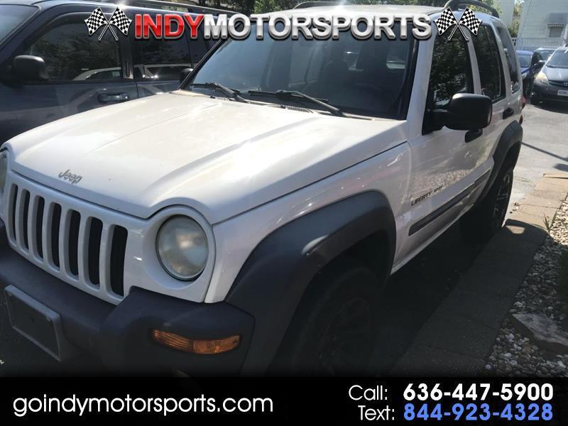 Jeep Liberty Sport 4WD 2002