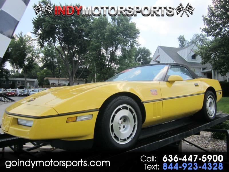 Chevrolet Corvette  1986