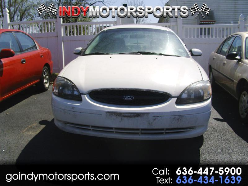 Ford Taurus SES 2000