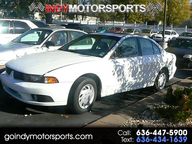 Mitsubishi Galant ES 2002
