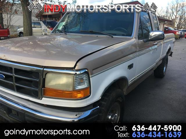 1996 Ford F-150 XL SuperCab Short Bed 4WD