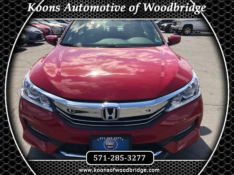 2017 Honda Accord Sport 6-Spd MT