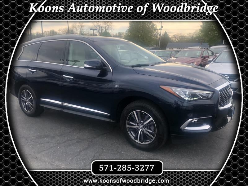 2016 Infiniti QX60 Base AWD