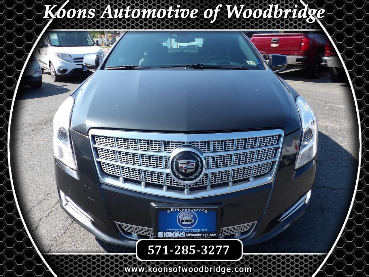 Cadillac XTS Platinum AWD 2014
