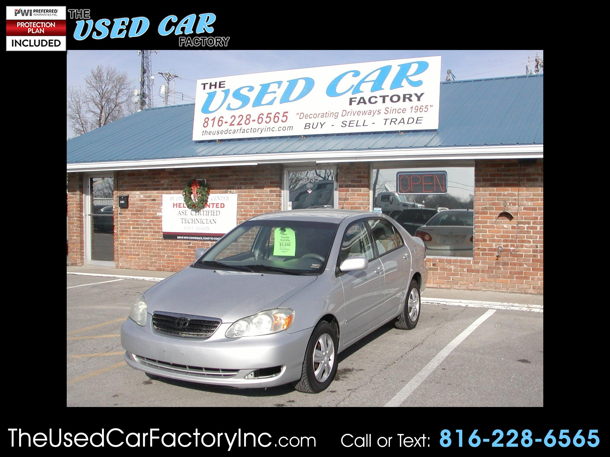 used cars for sale blue springs mo 64015 the used car factory. Black Bedroom Furniture Sets. Home Design Ideas