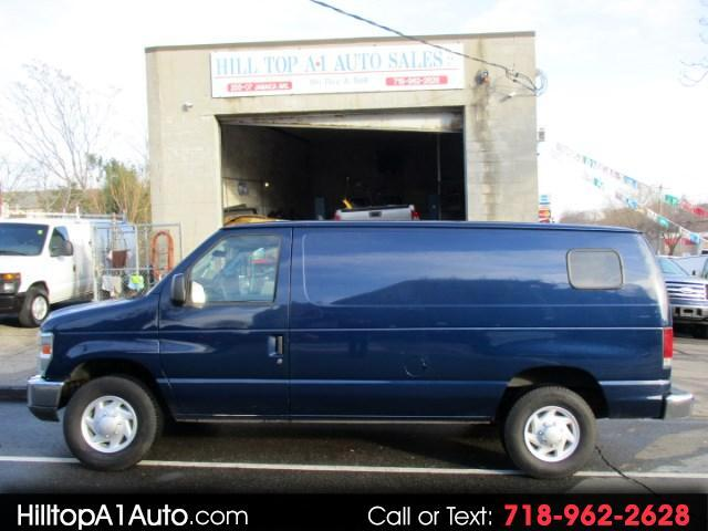 2008 Ford Econoline Vans E-250 Cargo Van Blue 94K Loaded