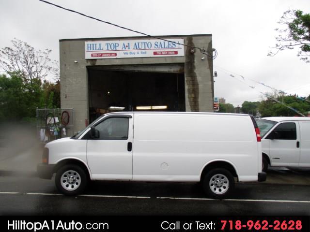 2012 Chevrolet Express Vans G1500 Cargo Van