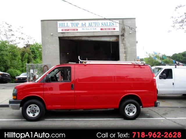2011 GMC Savana Vans G2500 LS Cargo Van  *** Fire Engine Red ***