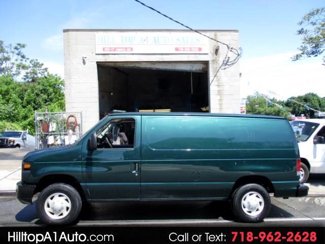 2008 Ford Econoline VANS E-150 HD Cargo Van   *** 32K ***
