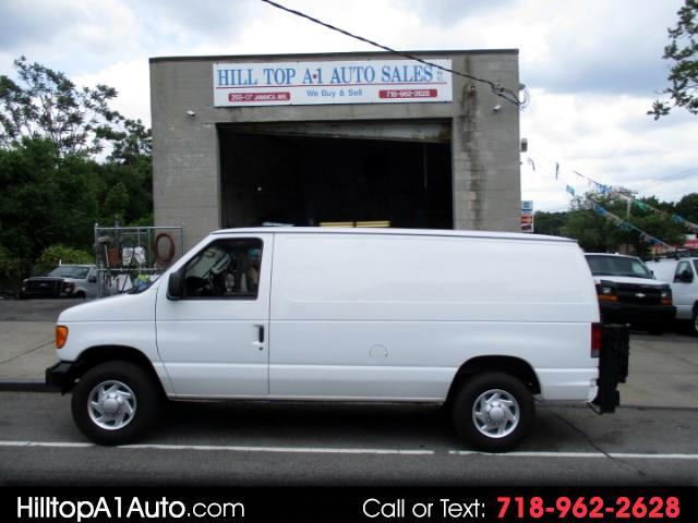 2007 Ford Econoline Vans E250 Cargo Van Loaded with Lift Gate