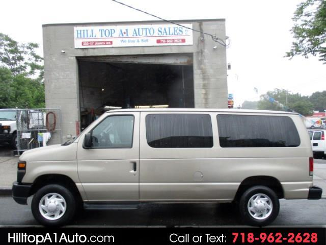 2009 Ford Econoline Vans E350-XL 12 Passenger Van Gray