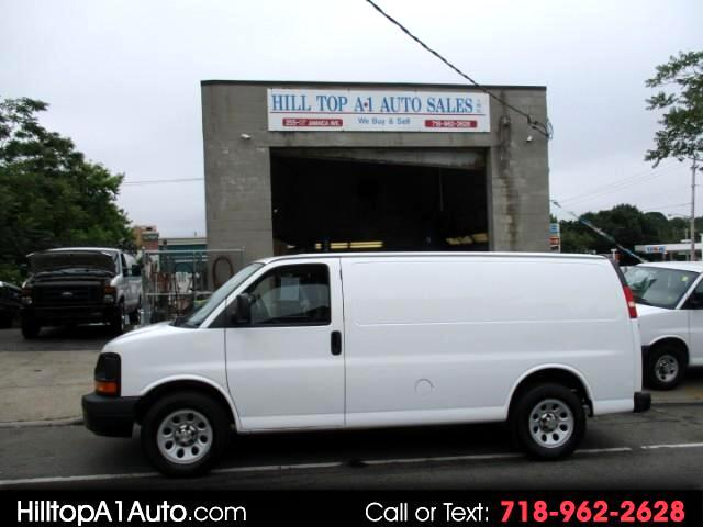2008 Chevrolet Express Vans G 1500 Cargo Van V6 4.3 liter
