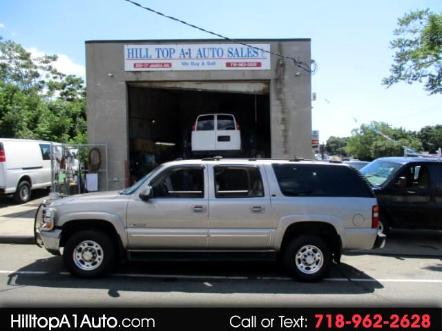 2001 Chevrolet Suburban 2500 Series 4x4 Leather