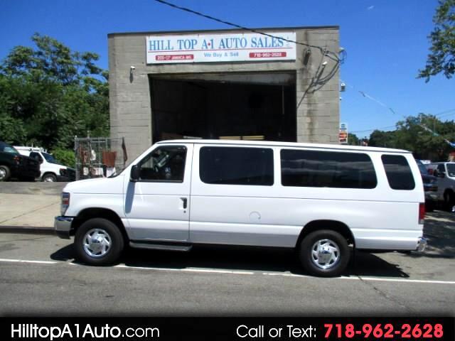 2014 Ford Econoline Vans E350 XLT 15 Passenger Van 97K