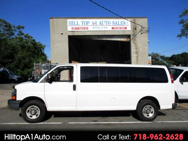 2008 Chevrolet Express LS 3500 Extended Passenger Van