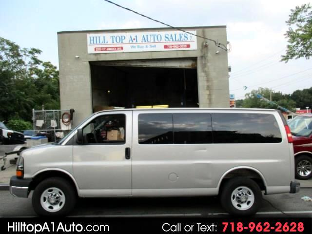 2009 Chevrolet Express Vans G3500 12 passenger Van Loaded