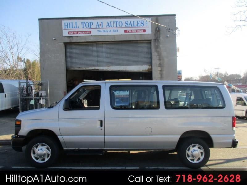 2010 Ford Econoline Wagon E-350 Super Duty XLT
