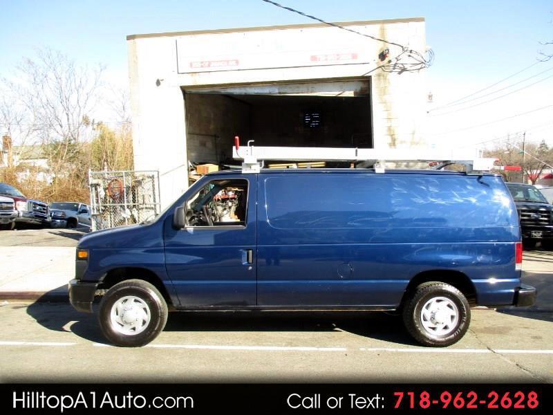2013 Ford Econoline Cargo Van E-250 Cargo Van Blue