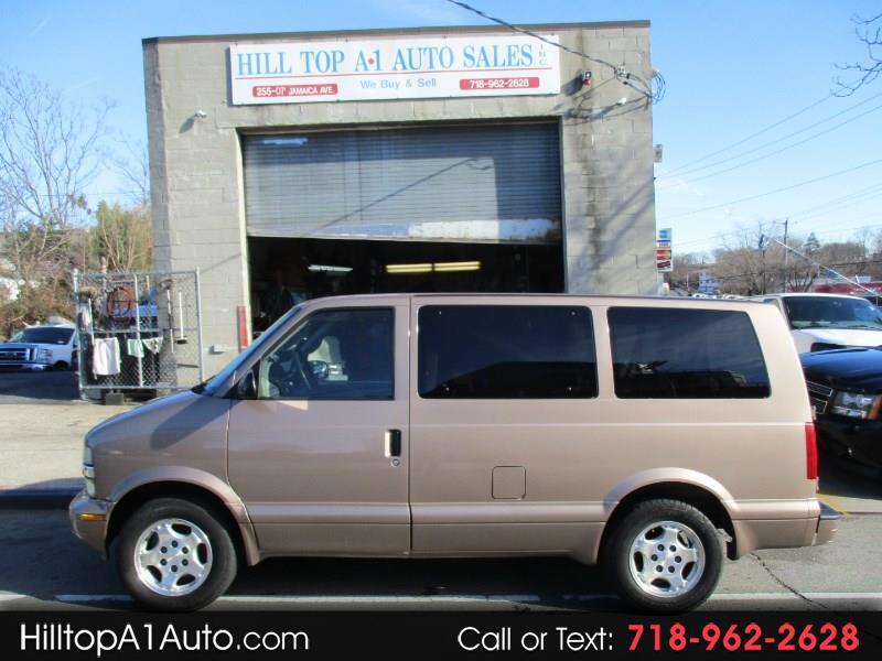 2005 Chevrolet Astro Passenger Ext 111
