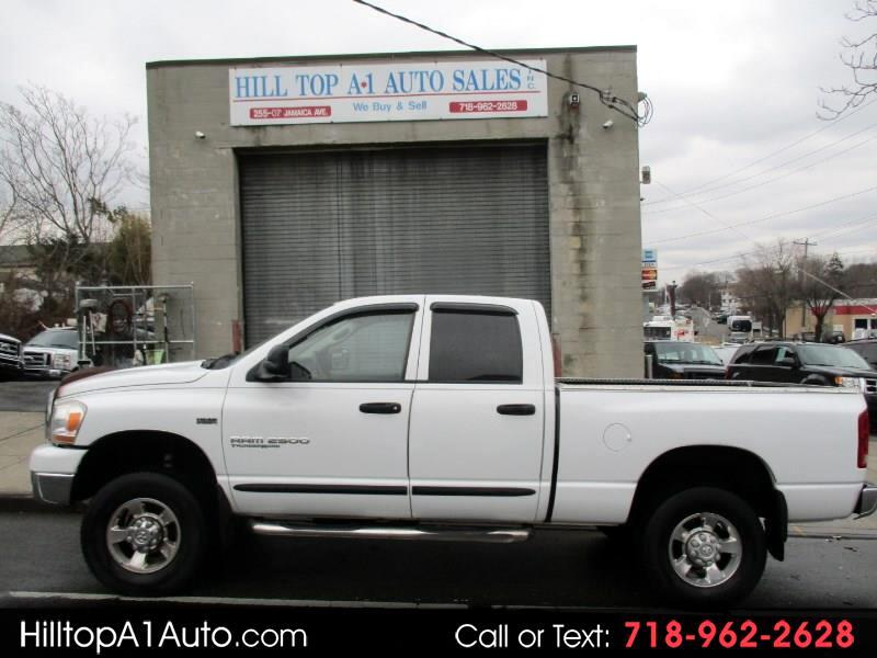 2006 Dodge Ram 2500 4Dr Quad  Cab 4x4 Thunder Road Hemi 5.7