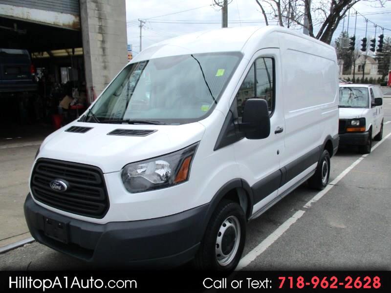 "2015 Ford Transit Cargo Van T-250 130"" Med Rf 9000 GVWR Sliding RH Dr"