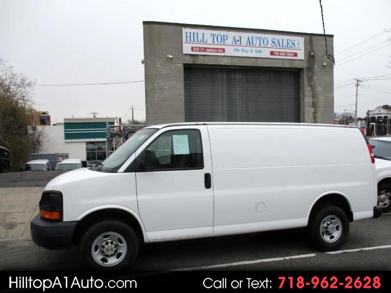 2008 Chevrolet Express Cargo Van RWD 3500 135