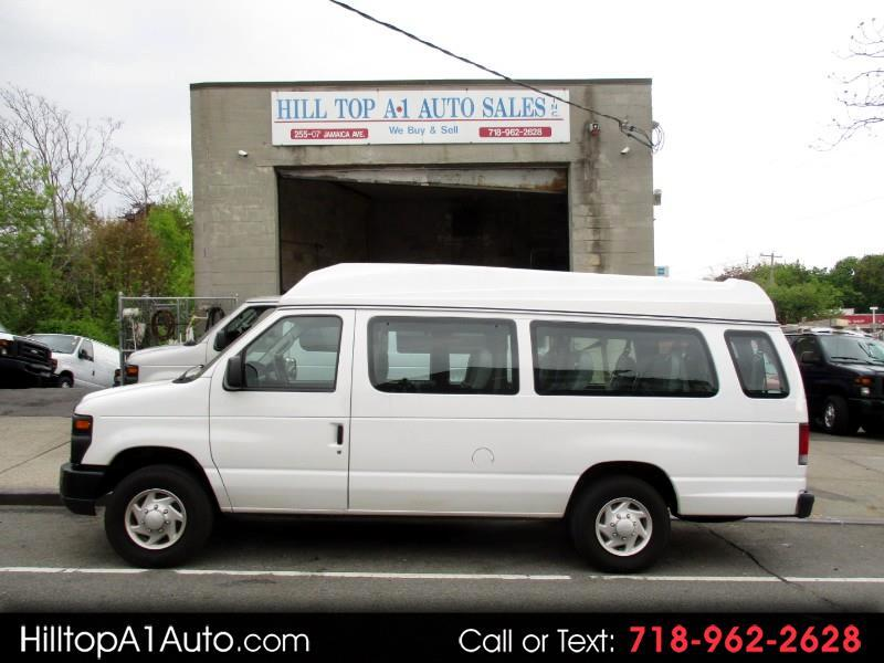 2008 Ford Econoline Cargo Van E 250 Extended Hi Top Passenger Van