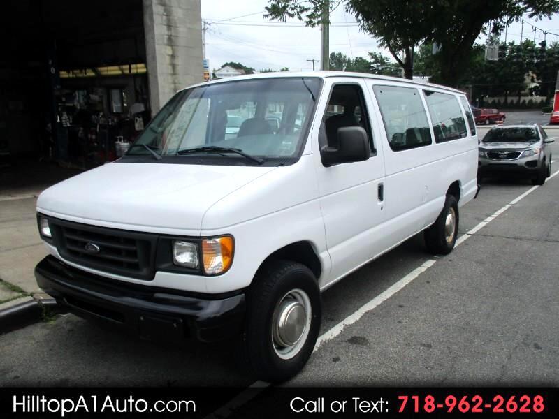 2003 Ford Econoline Wagon E-350 Club Wagon XL 15 Passenger 64K