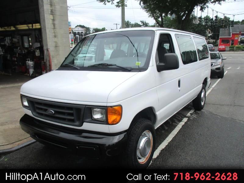 2005 Ford Econoline Wagon E-350 Club Wagon 12 Passenger Van 28K