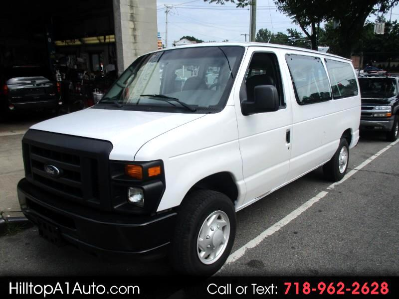 2008 Ford Econoline Wagon E-150 XL 8 Passenger room for Cargo