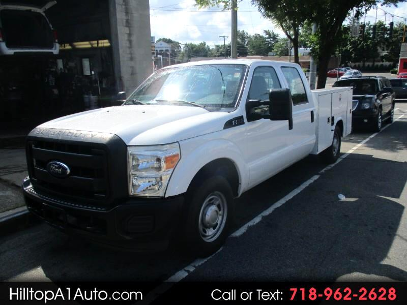 "2013 Ford Super Duty F-250 SRW 2WD Crew Cab 172"" XL"
