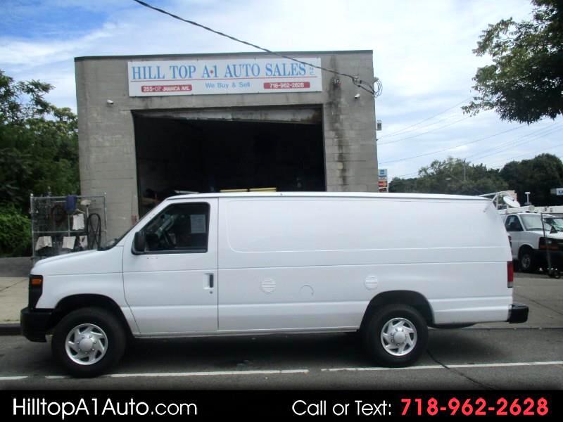 2012 Ford Econoline Cargo Van E 350 Extended Cargo Van