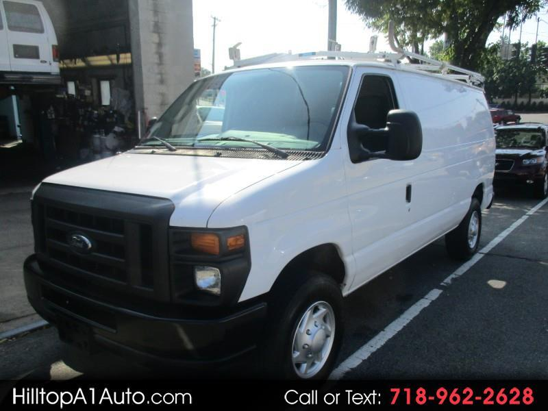 2012 Ford Econoline Cargo Van E-350 Super Duty Commercial