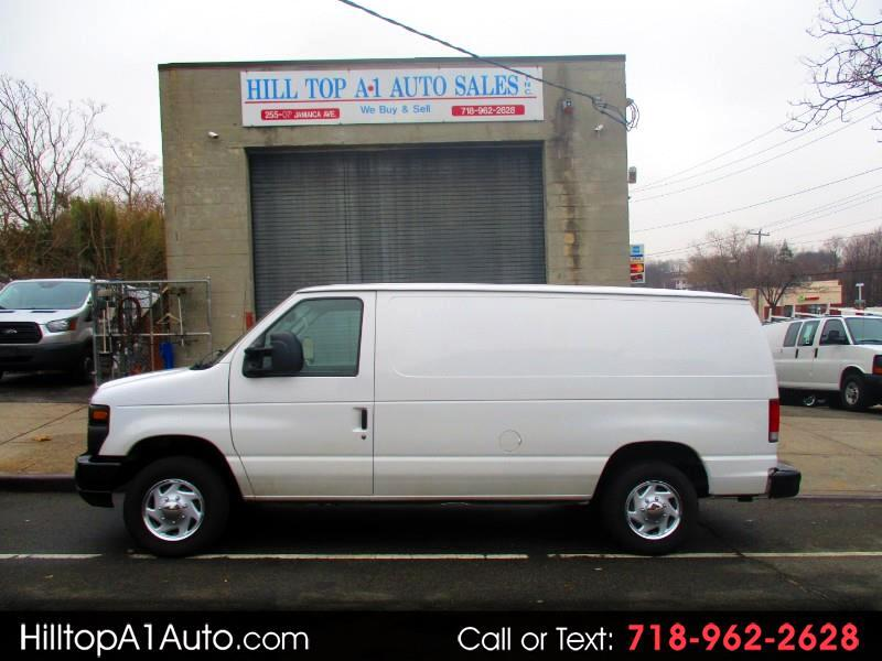 Ford Econoline Cargo Van E-350 Super Duty Commercial 2008