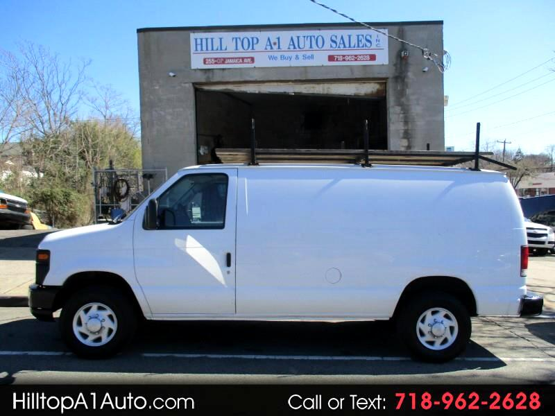 Ford Econoline Cargo Van E-350 Super Duty Commercial 2009