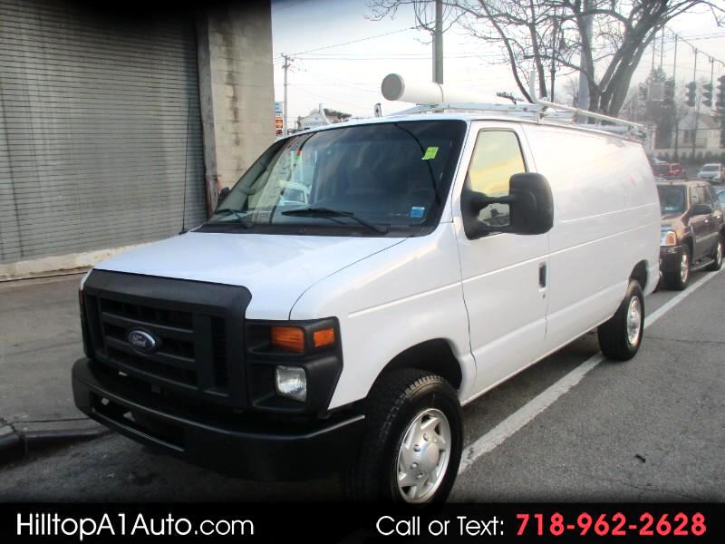 Ford Econoline Cargo Van E-350 Super Duty Commercial 2012