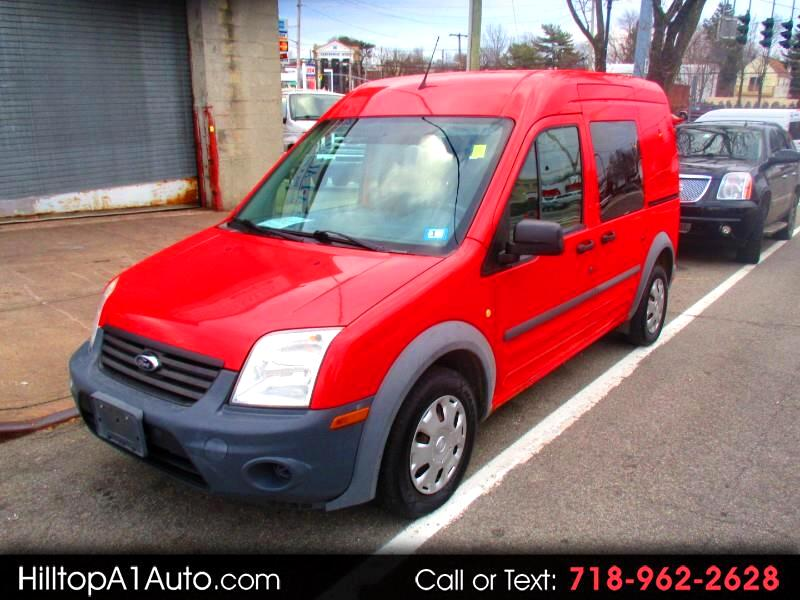 """Ford Transit Connect 114.6"""" XL w/side & rear door privacy glass 2013"""