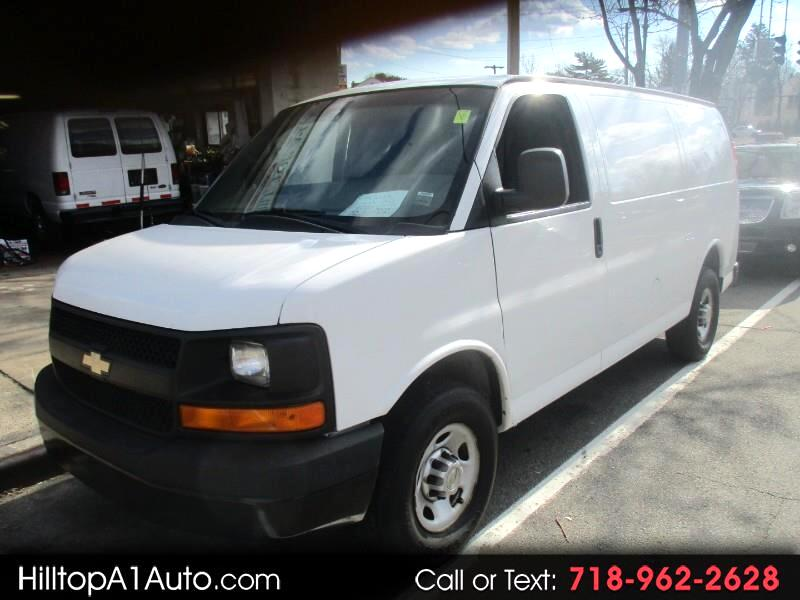 """Chevrolet Express Cargo Van RWD 3500 135"""" 2011"""